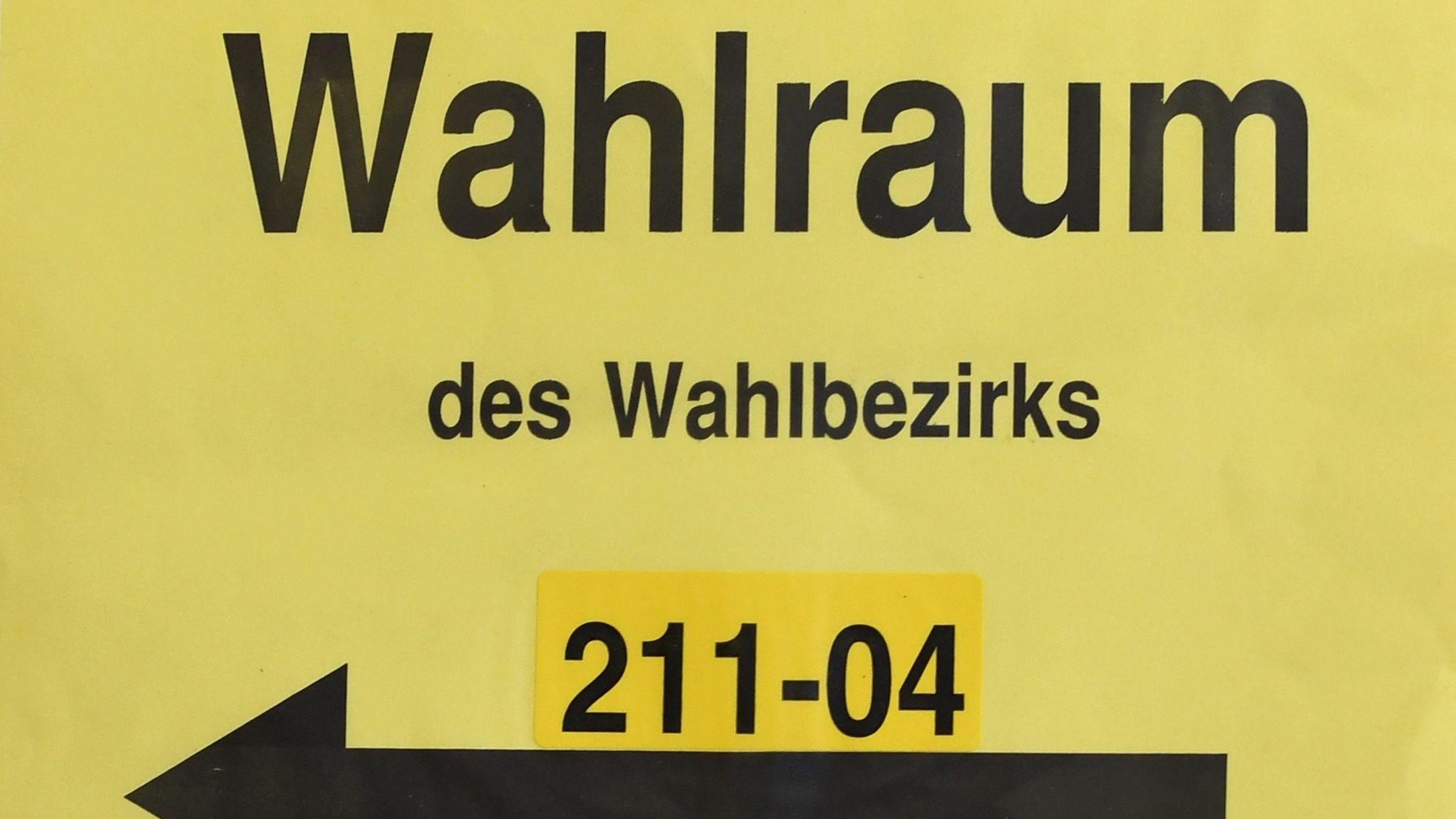 Bürgerentscheid in Euerdorf zum Bürgermeisteramt
