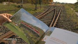 Streit über Reaktivierung der Steigerwaldbahn   Bild:BR Fernsehen