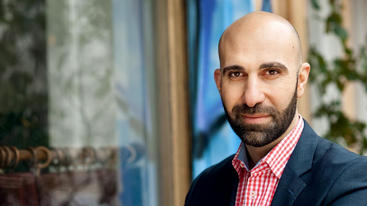 Psychologe und Extremismus-Experte Ahmad Mansour