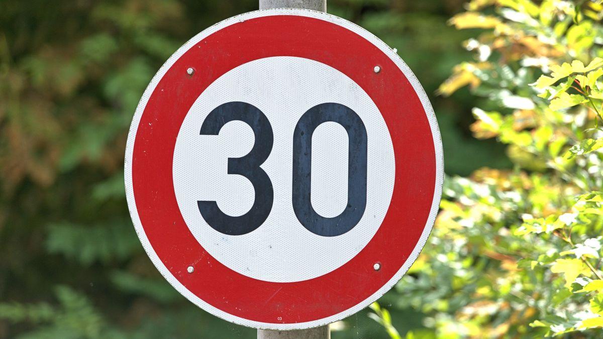 Augsburg und weitere Städte wollen Tempo 30 im Stadtgebiet einführen