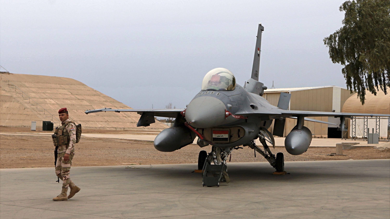 Archivbild: Luftwaffenbasis im irakischen Balad