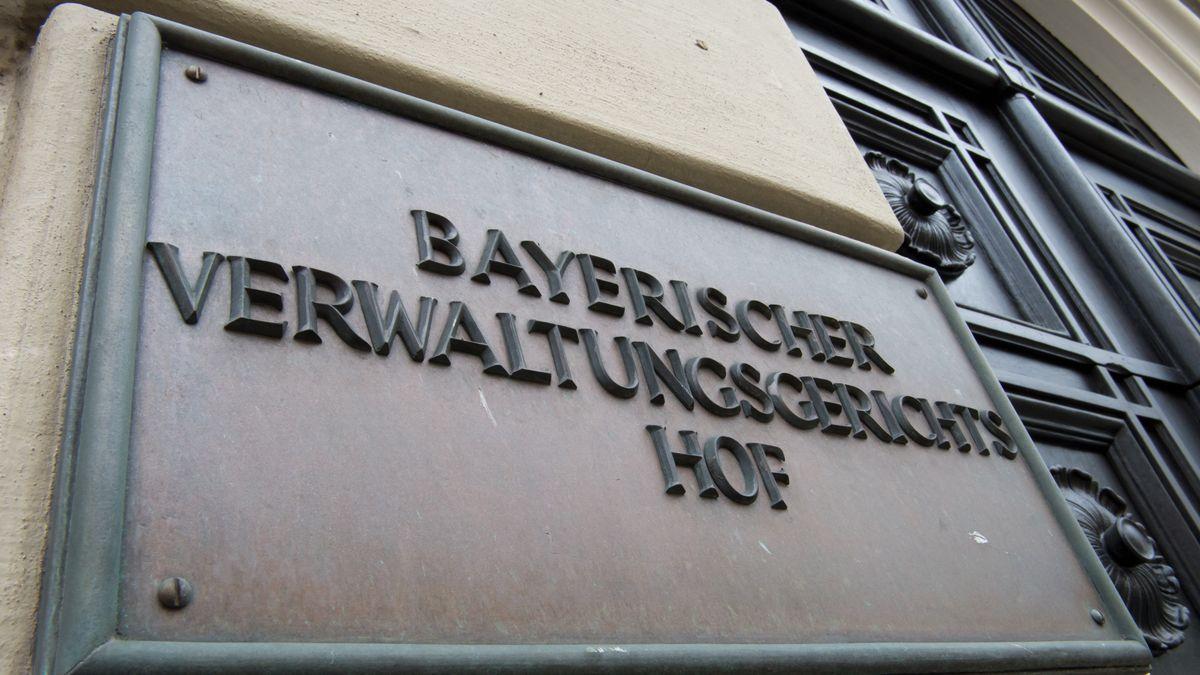Bayerischer Verwaltungsgerichtshof.