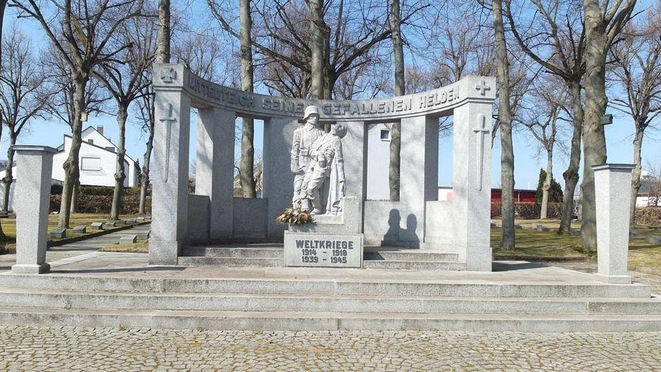 Kriegerdenkmal in Mitterteich