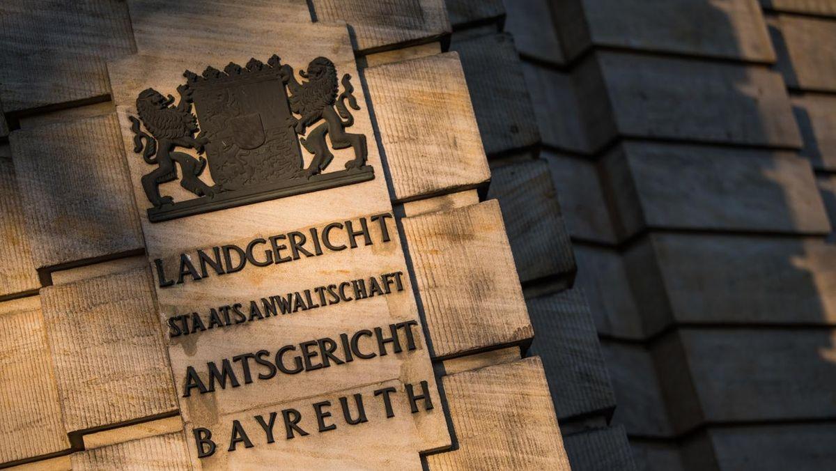 Blick auf das Landgericht Bayreuth