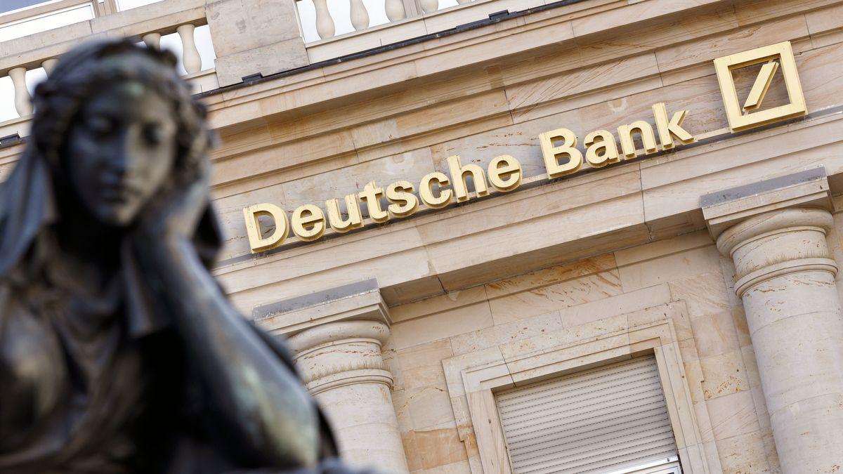 Filiale der Deutschen Bank in Frankfurt/Main