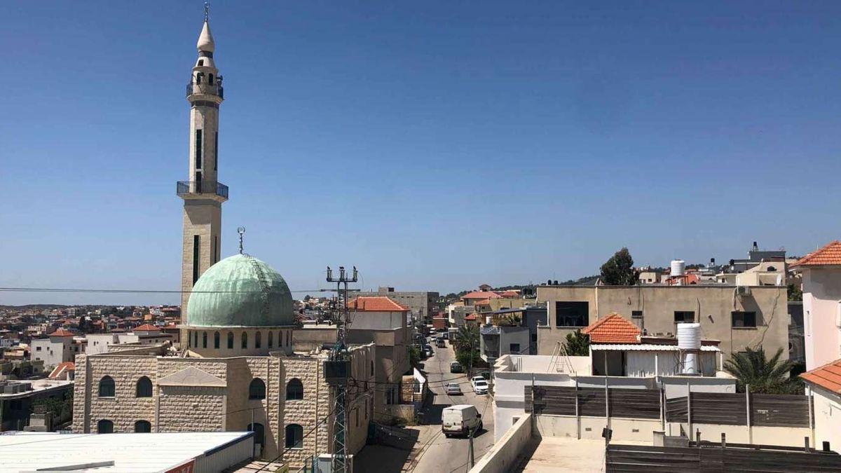 Die Grenze zwischen Israel und dem Westjordanland verläuft mitten durch das Dorf Barta'a.