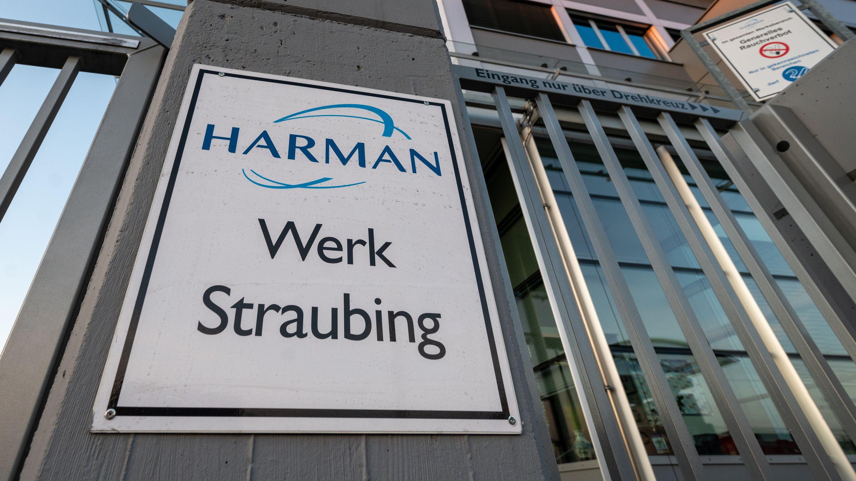Straubing sichert Mitarbeitern von Harman Unterstützung zu