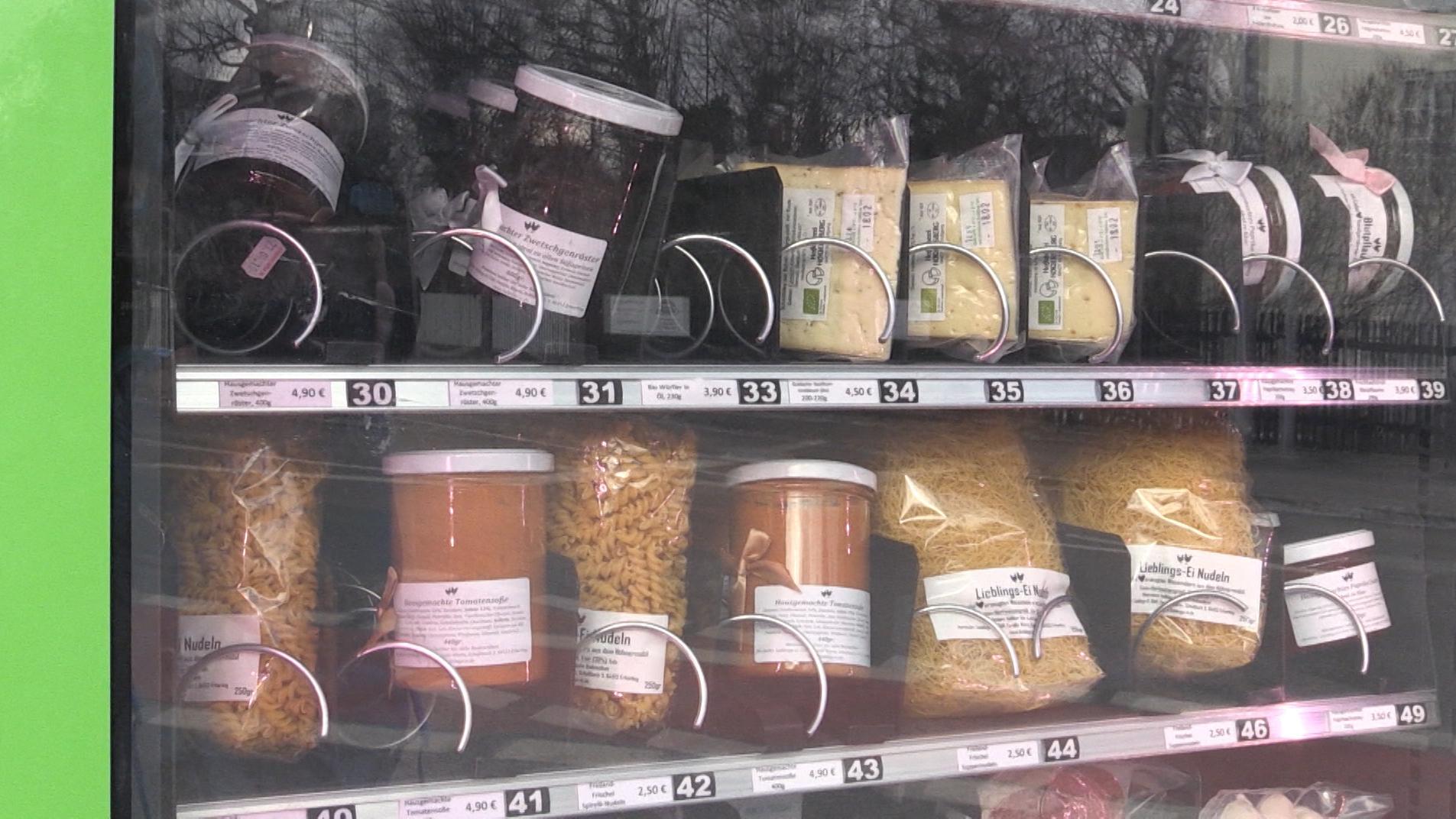Die ErnteBox: Regionale Lebensmittel rund um die Uhr