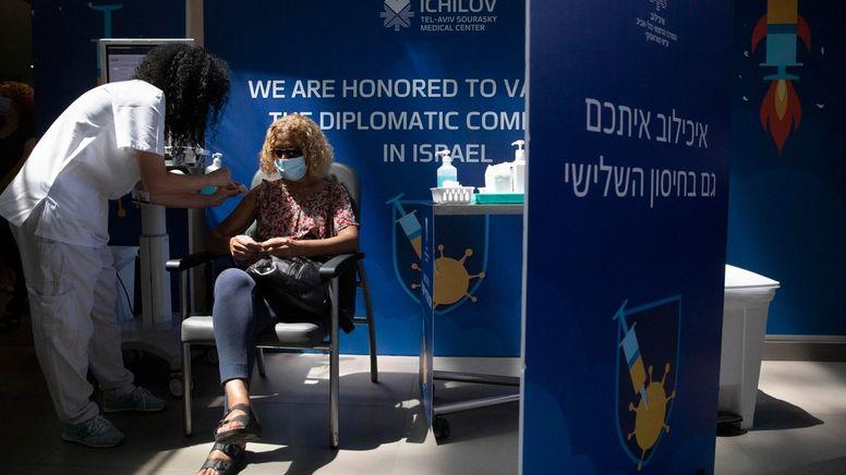 Coronavirus - Israel   Bild:dpa-Bildfunk/Sebastian Scheiner