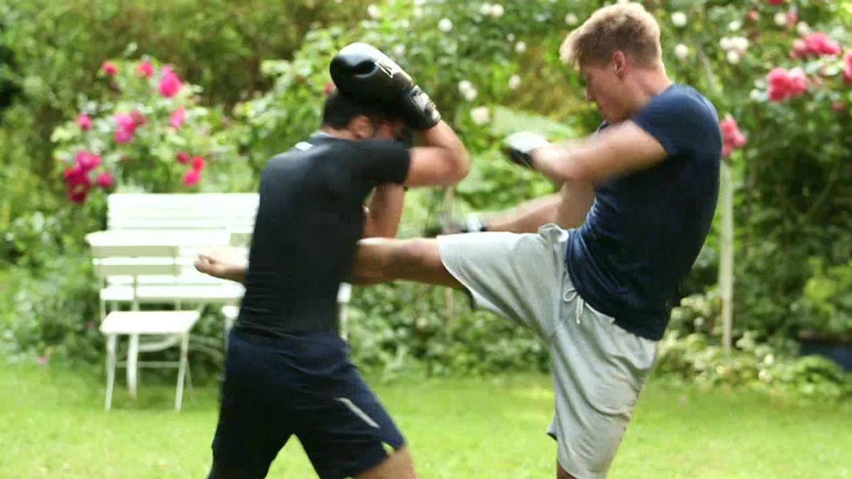 Selbstoptimierung Kampfsport