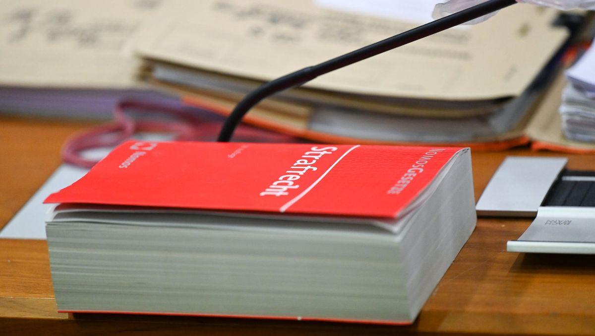 Ein Buch zum Thema Strafrecht