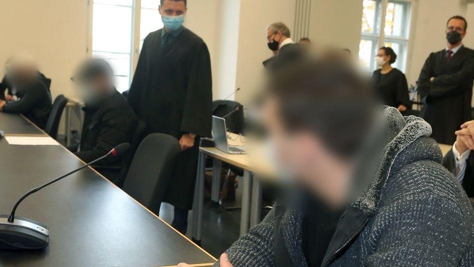 Prozess um tödlichen Streit am Königsplatz
