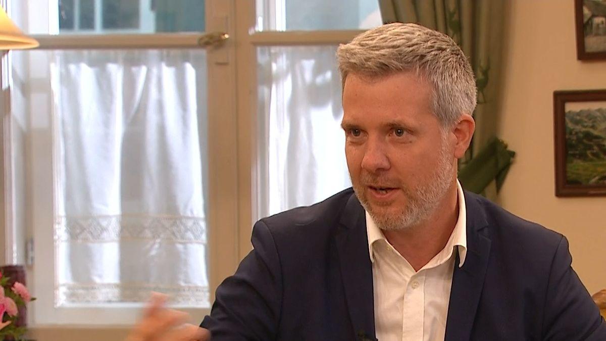 Grünen-Politiker Janecek