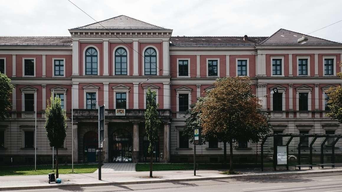 Justitzgebäude Augsburg