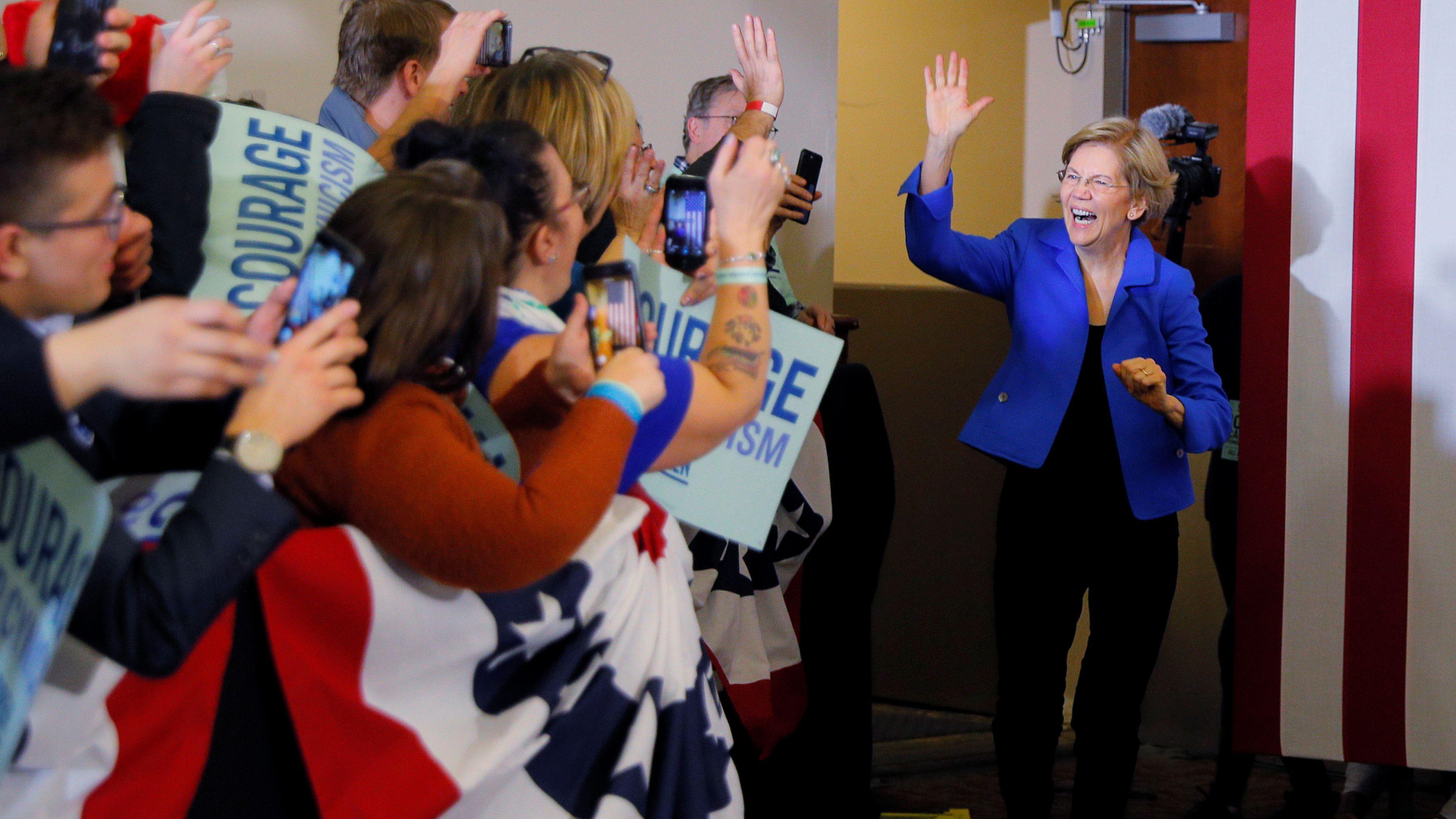 Vorwahl der Demokraten in Iowa