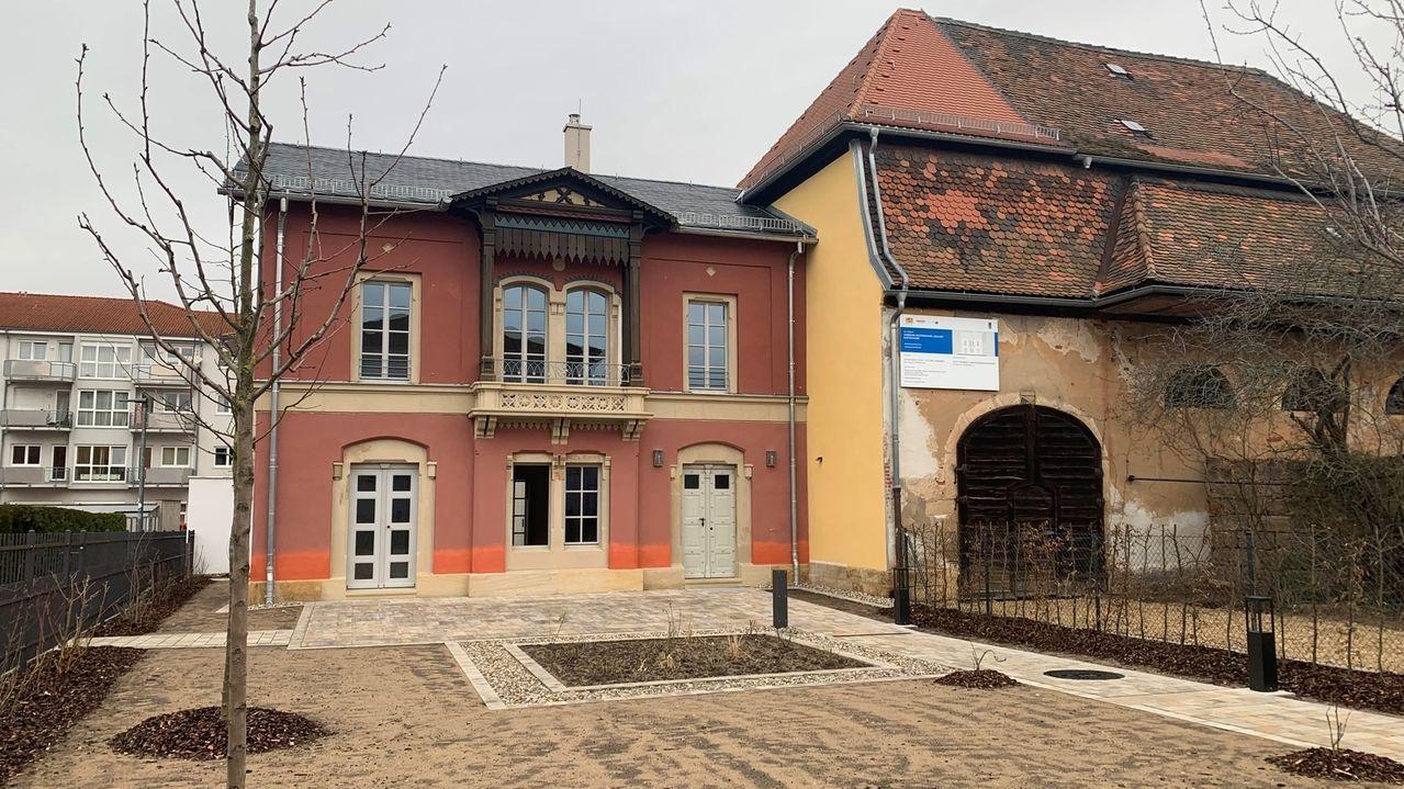 Tabakhaus in Bamberg saniert