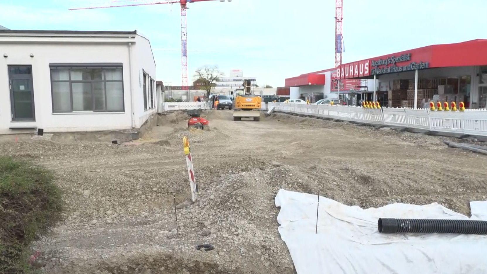 Fliegerbombe in Augsburg erfolgreich entschärft