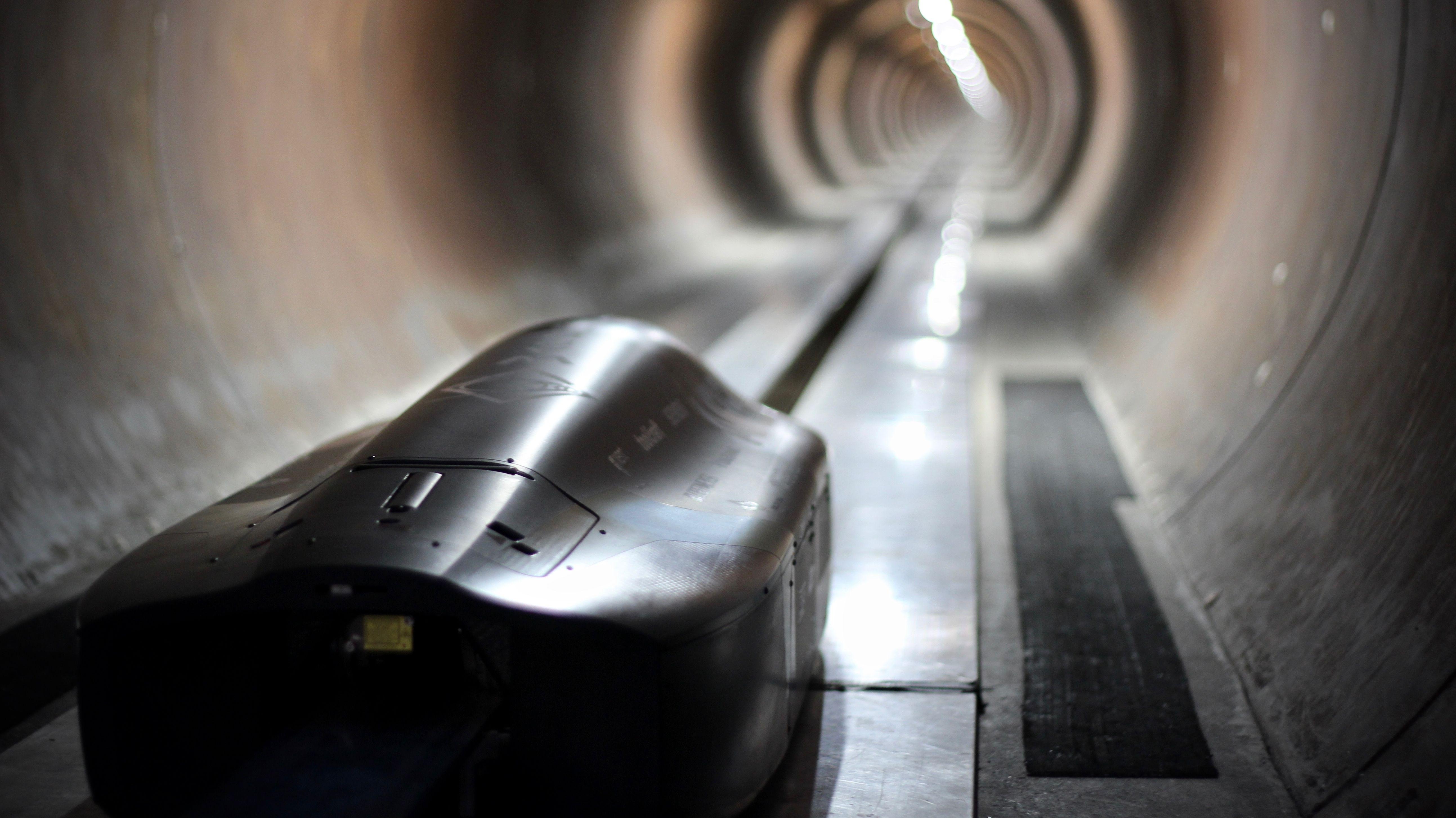 Hyperloop der TU München