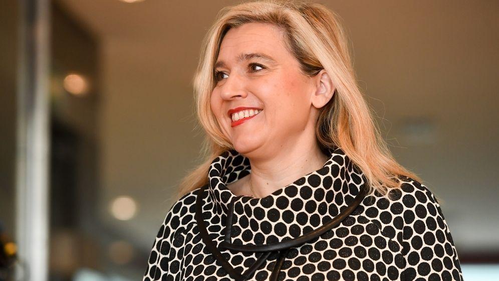 Melanie Huml (CSU), Staatsministerin für Gesundheit und Pflege