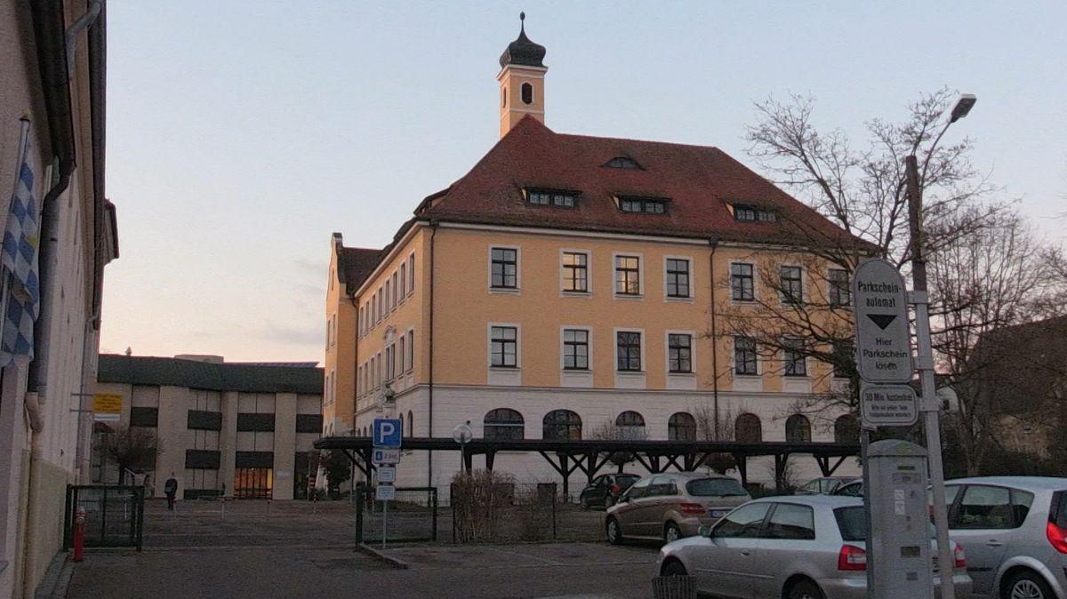 Gymnasium in Lauingen