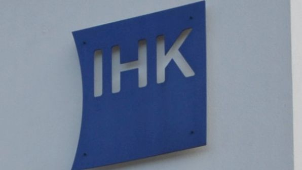 IHK-Logo (Symbolbild)