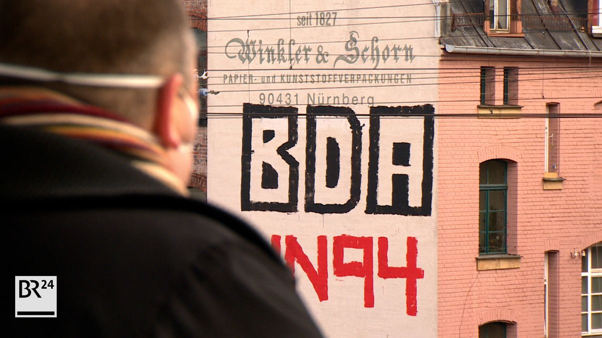 Graffiti in Nürnberg