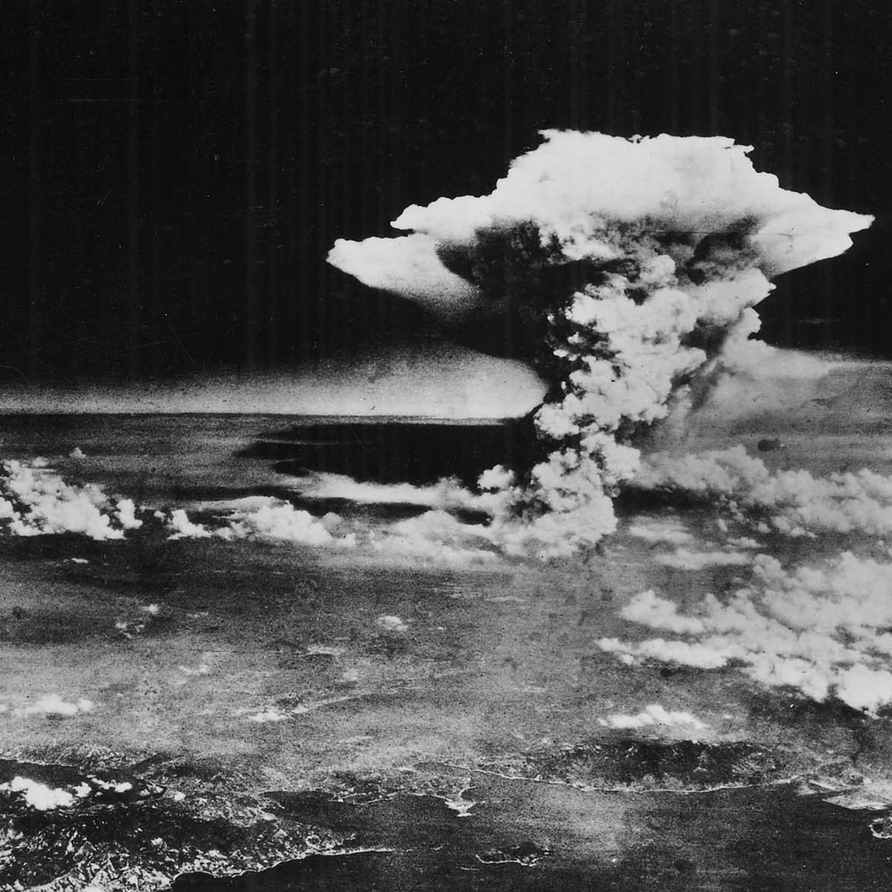 Hiroshima und Nagasaki - Atombomben auf Großstädte