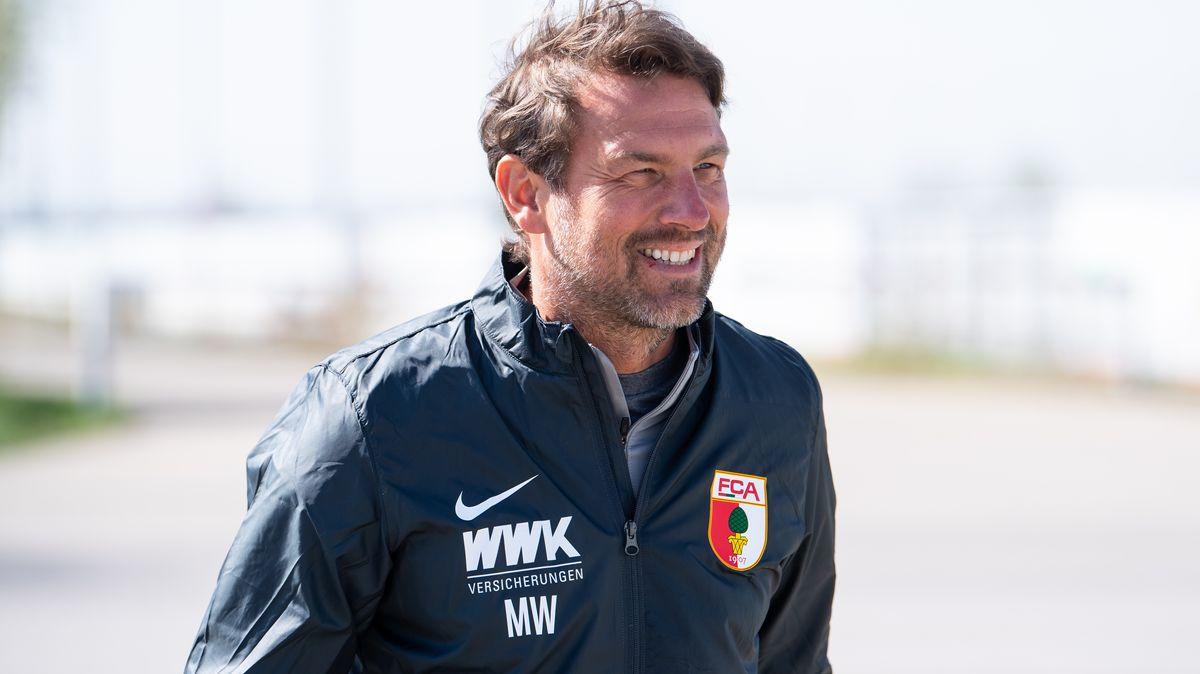 Markus Weinzierl beim FC Augsburg