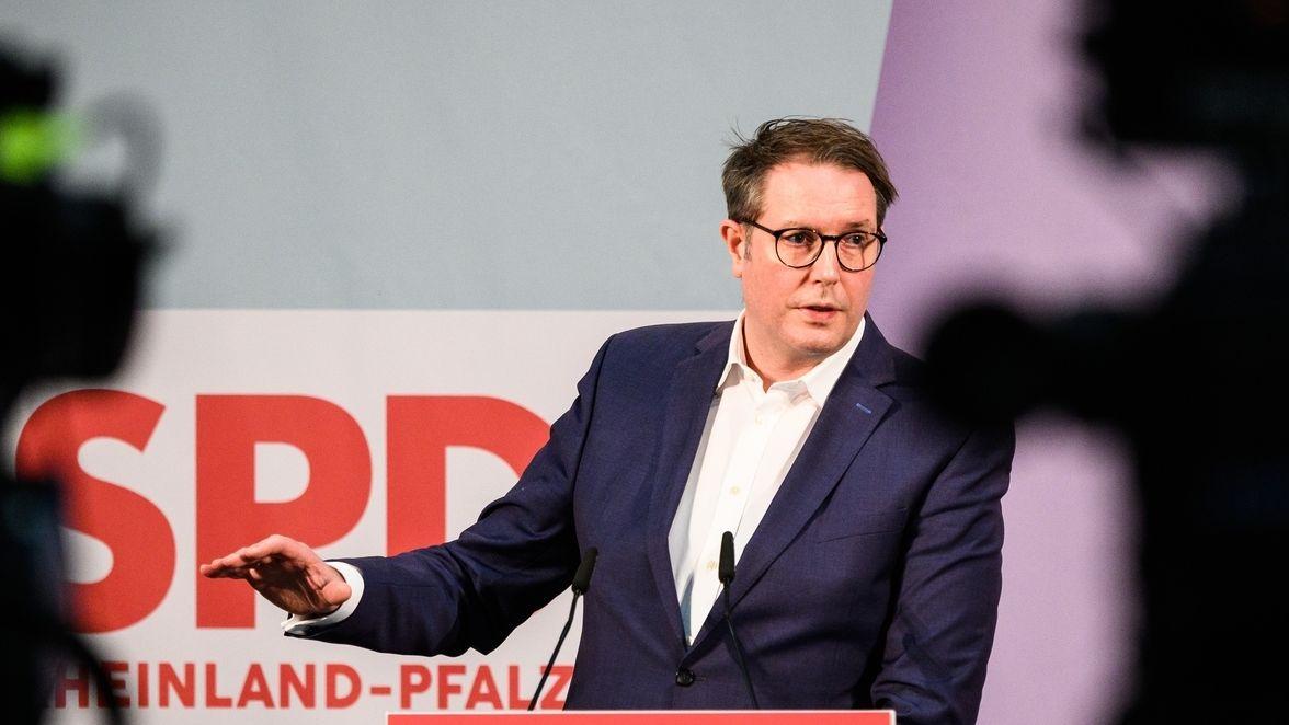 Alexander Schweitzer, SPD, Rheinland-Pfalz