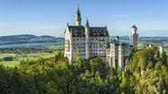 Schloss Neuschwanstein | Bild:picture alliance / imageBROKER