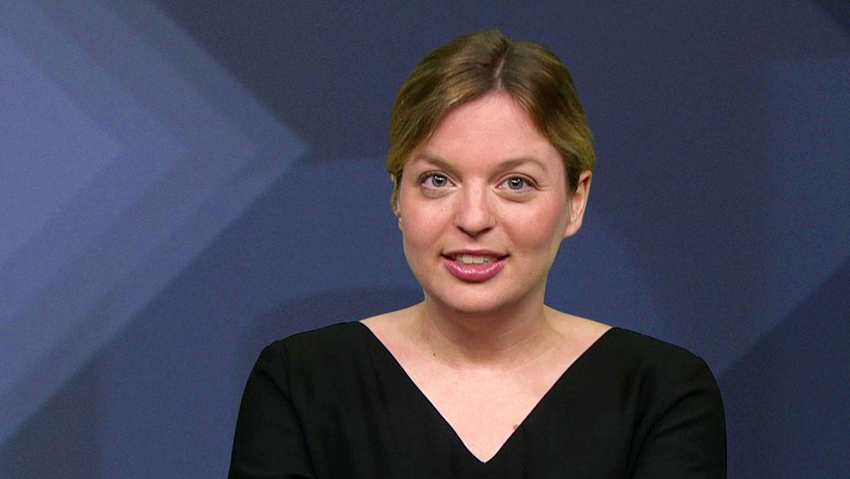 Katharina Schulze, B'90/Grüne Fraktionsvorsitzende im Kontrovers-Interview