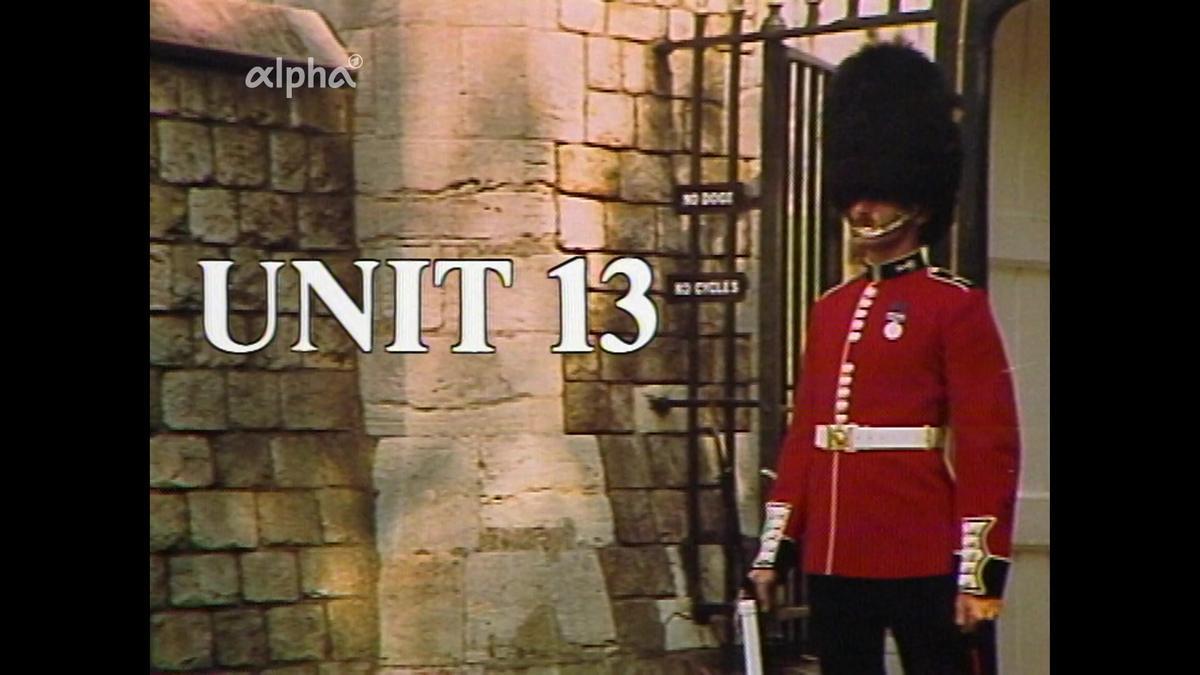 Englisch für Anfänger (13/51) : A Stroll in Covent Garden
