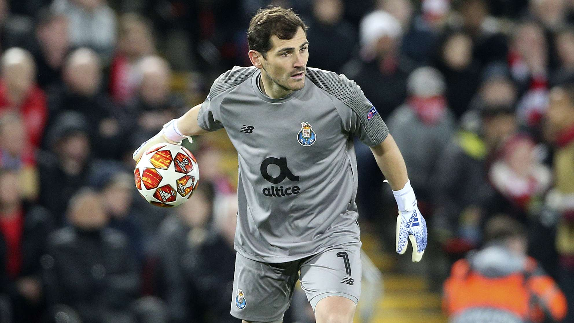 Torwart-Ikone Iker Casillas