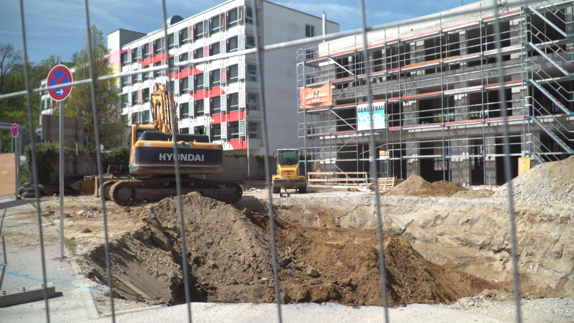 Bombenfund in Landshut