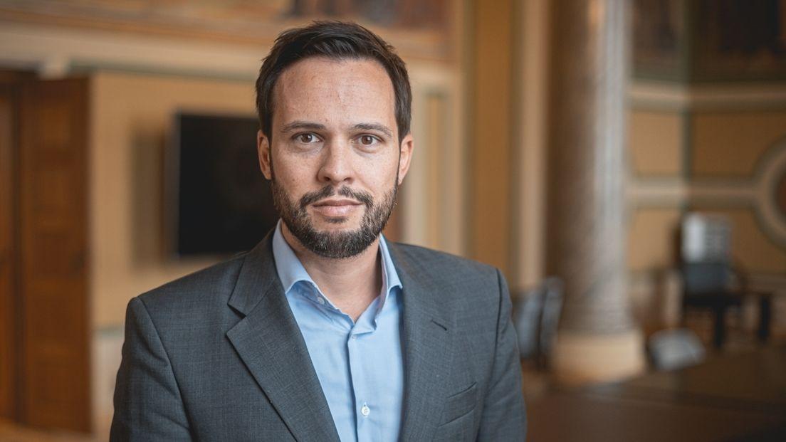 Martin Hagen, Fraktionschef der FDP im Bayerischen Landtag