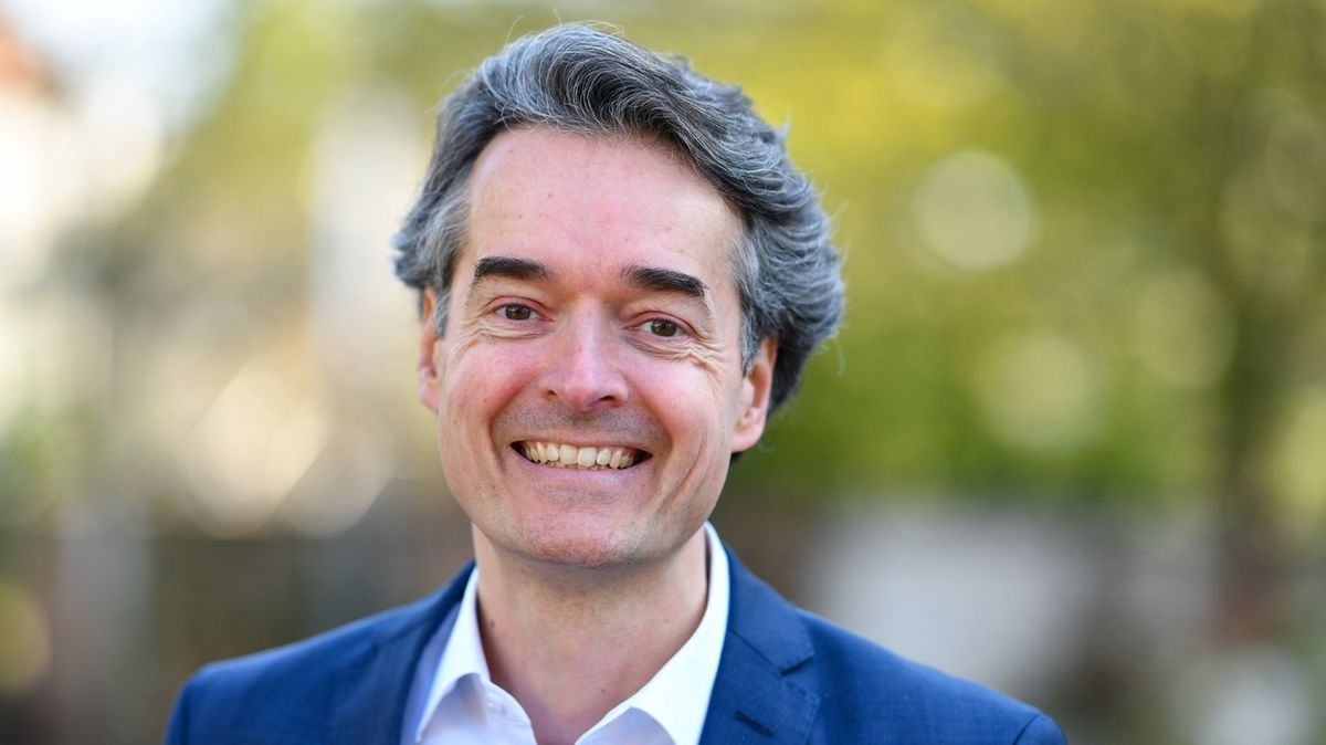 Alexander Mitsch, Vorsitzender der WerteUnion.