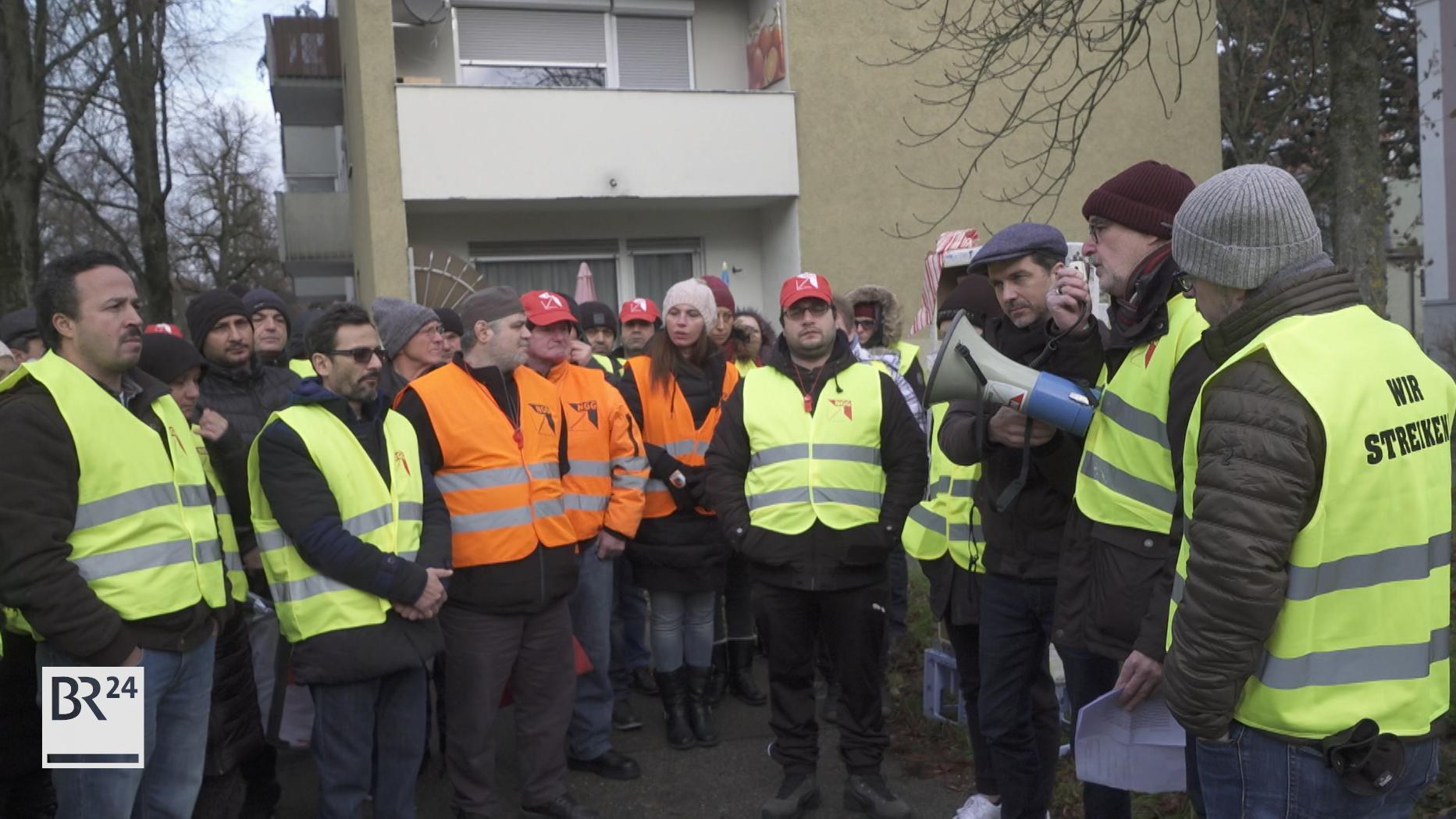 Gersthofer Backbetriebe: Mitarbeiter organisieren Gedenkfeier