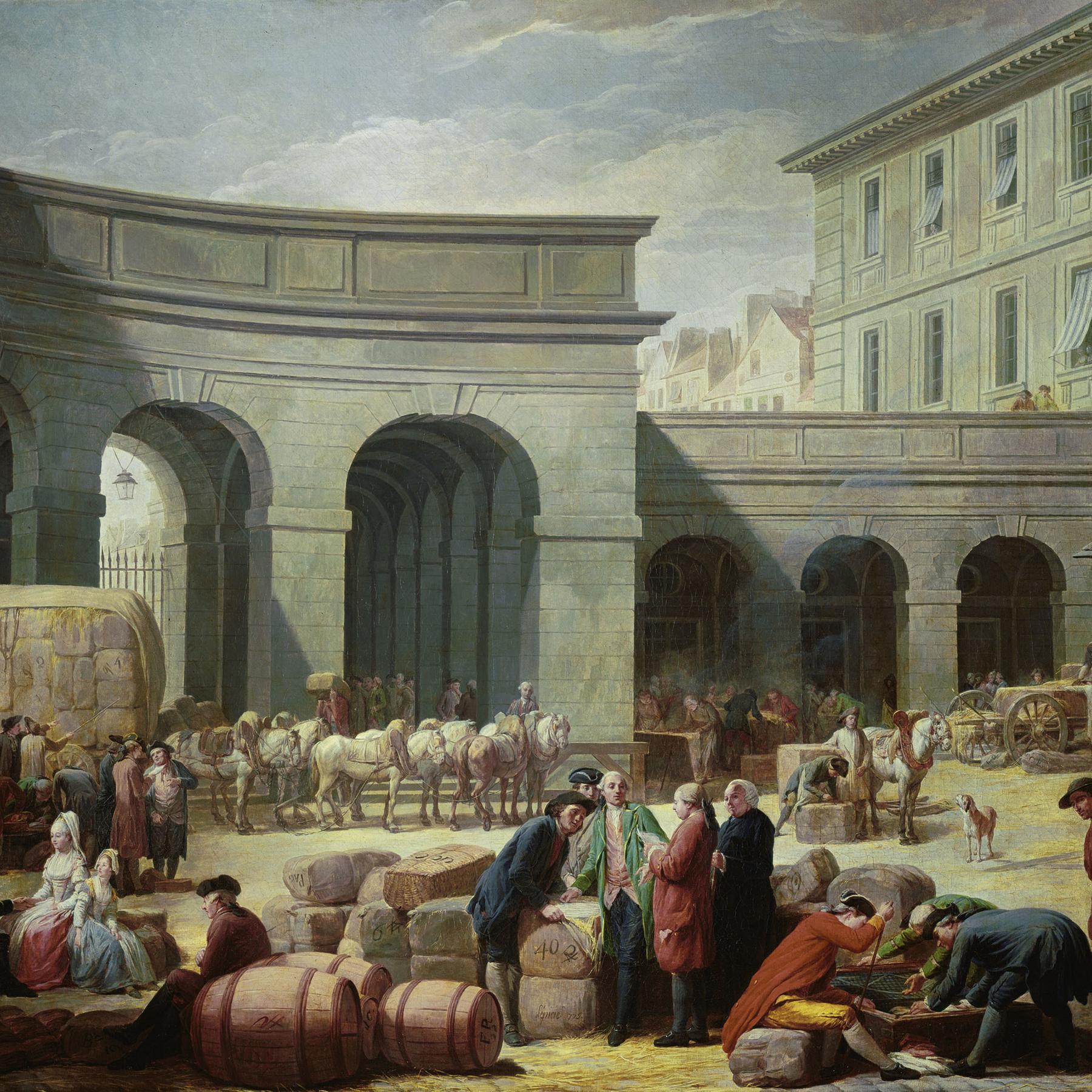 #01 Merkantilismus - Zölle für den Adelsprunk
