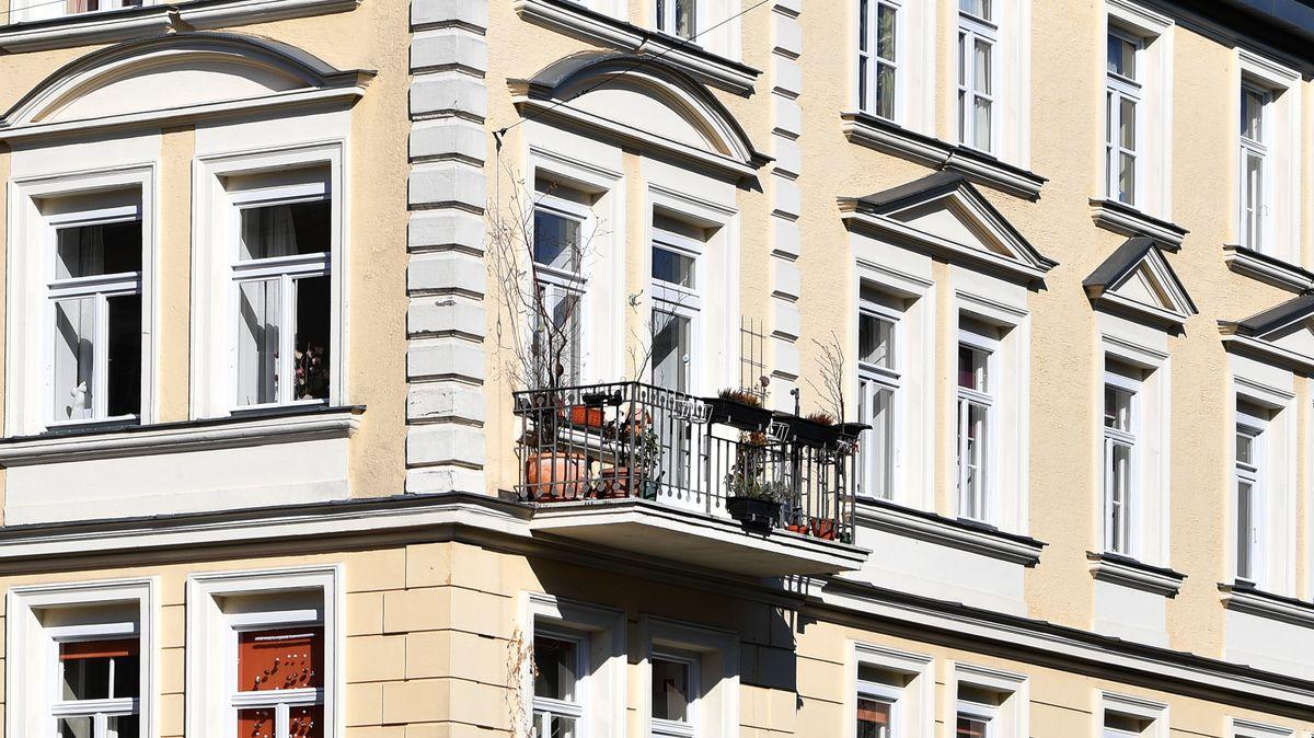 Symbolbild: Altbauwohnung in München Schwabing