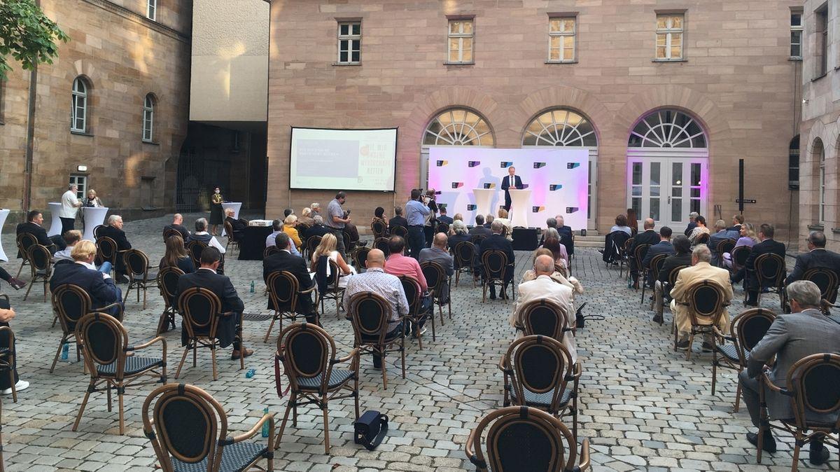 ifo Institut Veranstaltung in Fürth