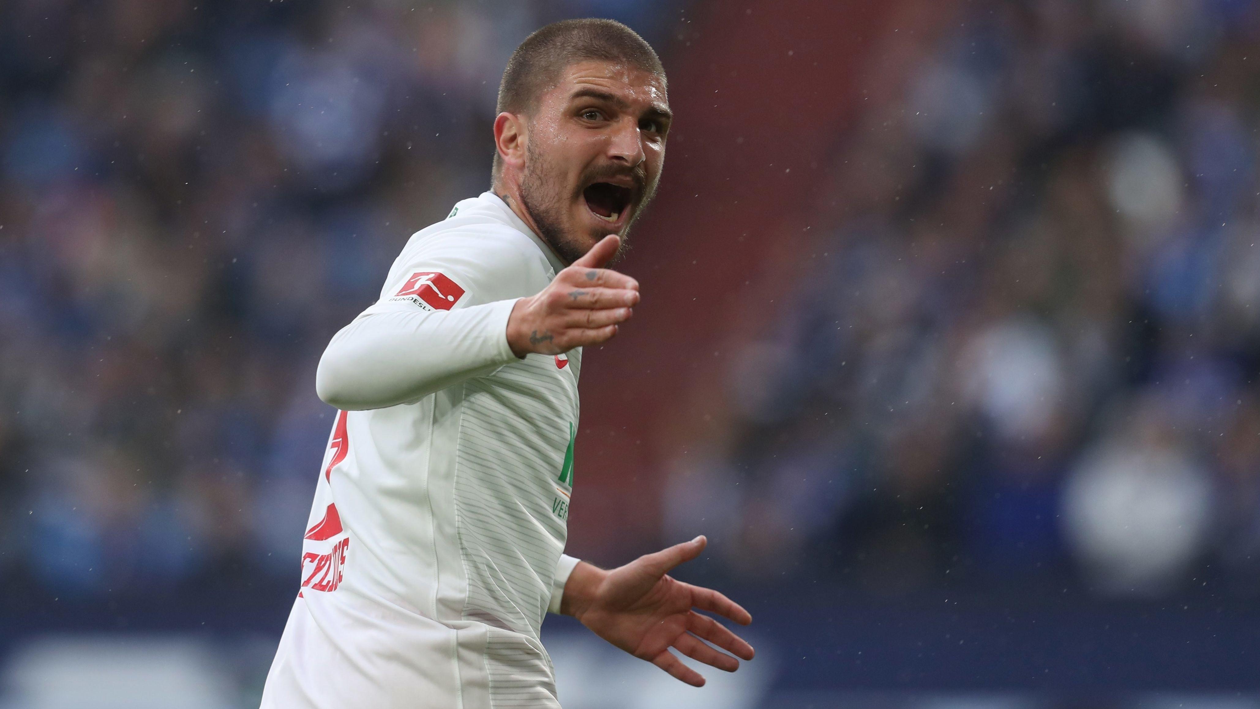 FC Augsburg Konstantinos Stafylidis