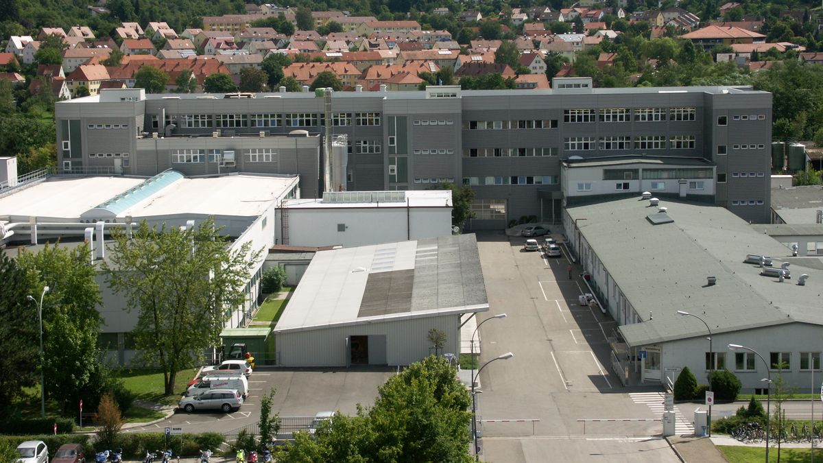 Raumedic AG Produktionsanlage