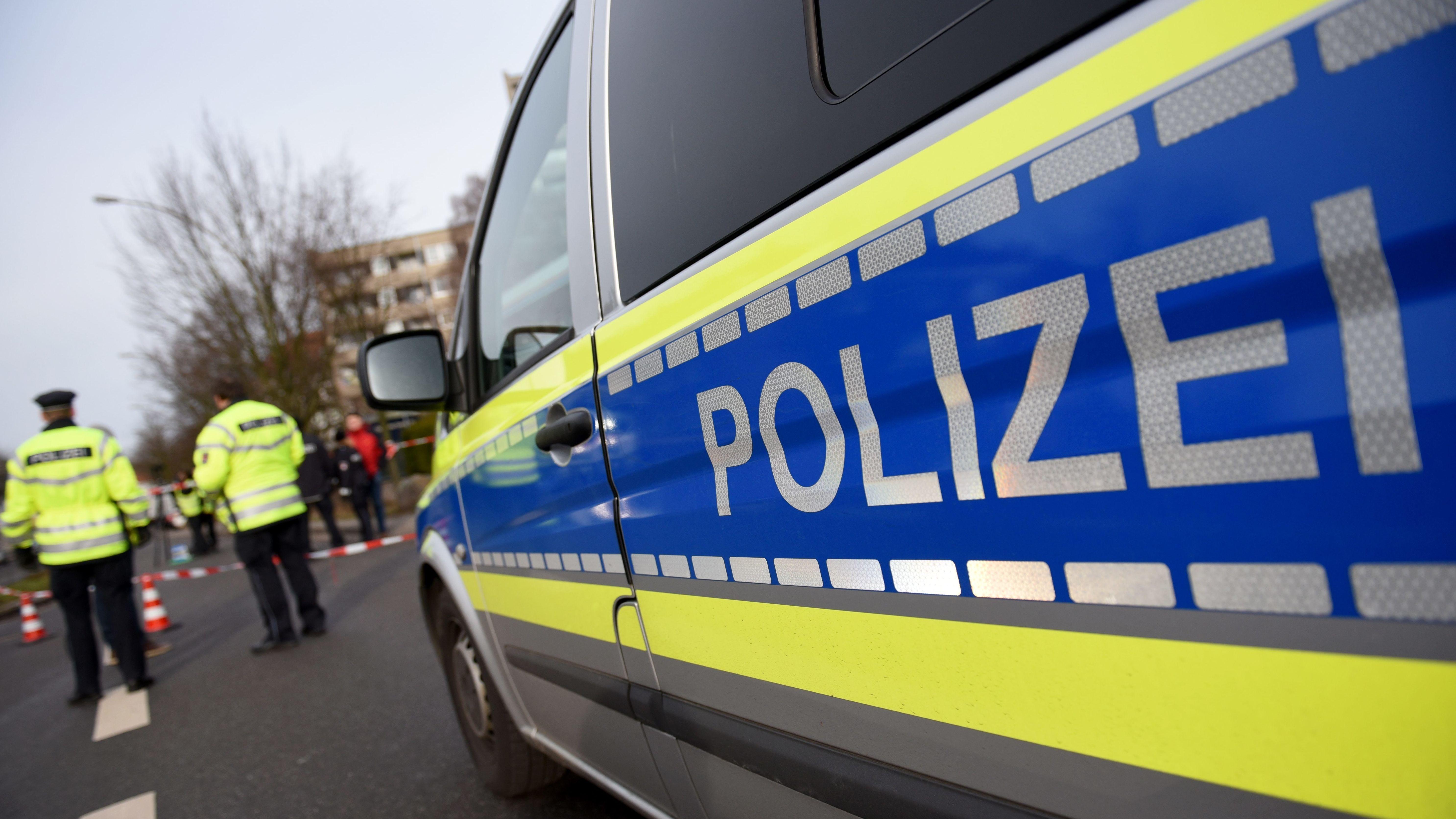 Suizid angedroht - Großeinsatz für Polizei in Kitzingen