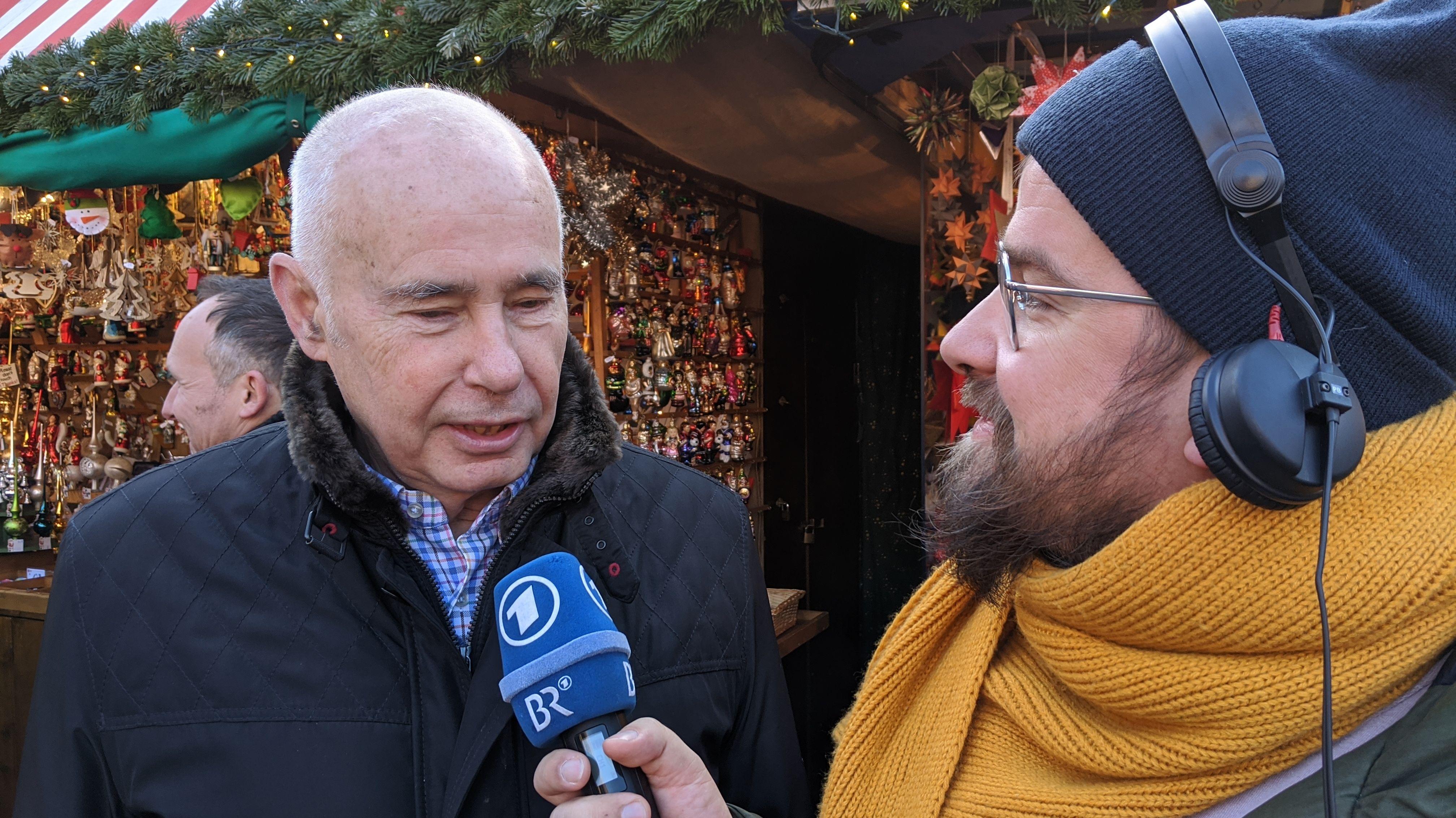 Werner Herzog im Interview mit Matthias Rüd