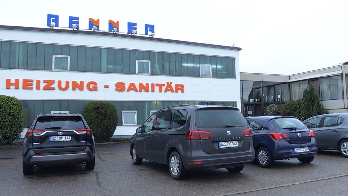Die echte Firma Renner in Lauingen