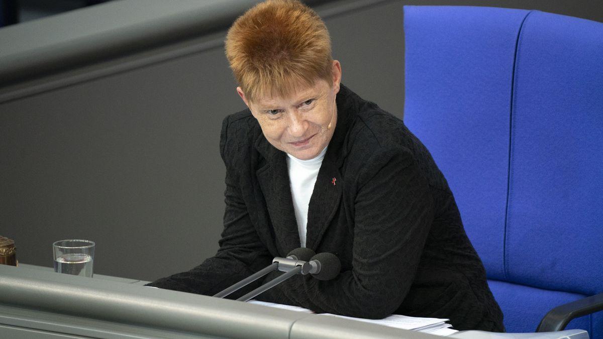 Petra Pau, Vizepräsidentin des Bundestags