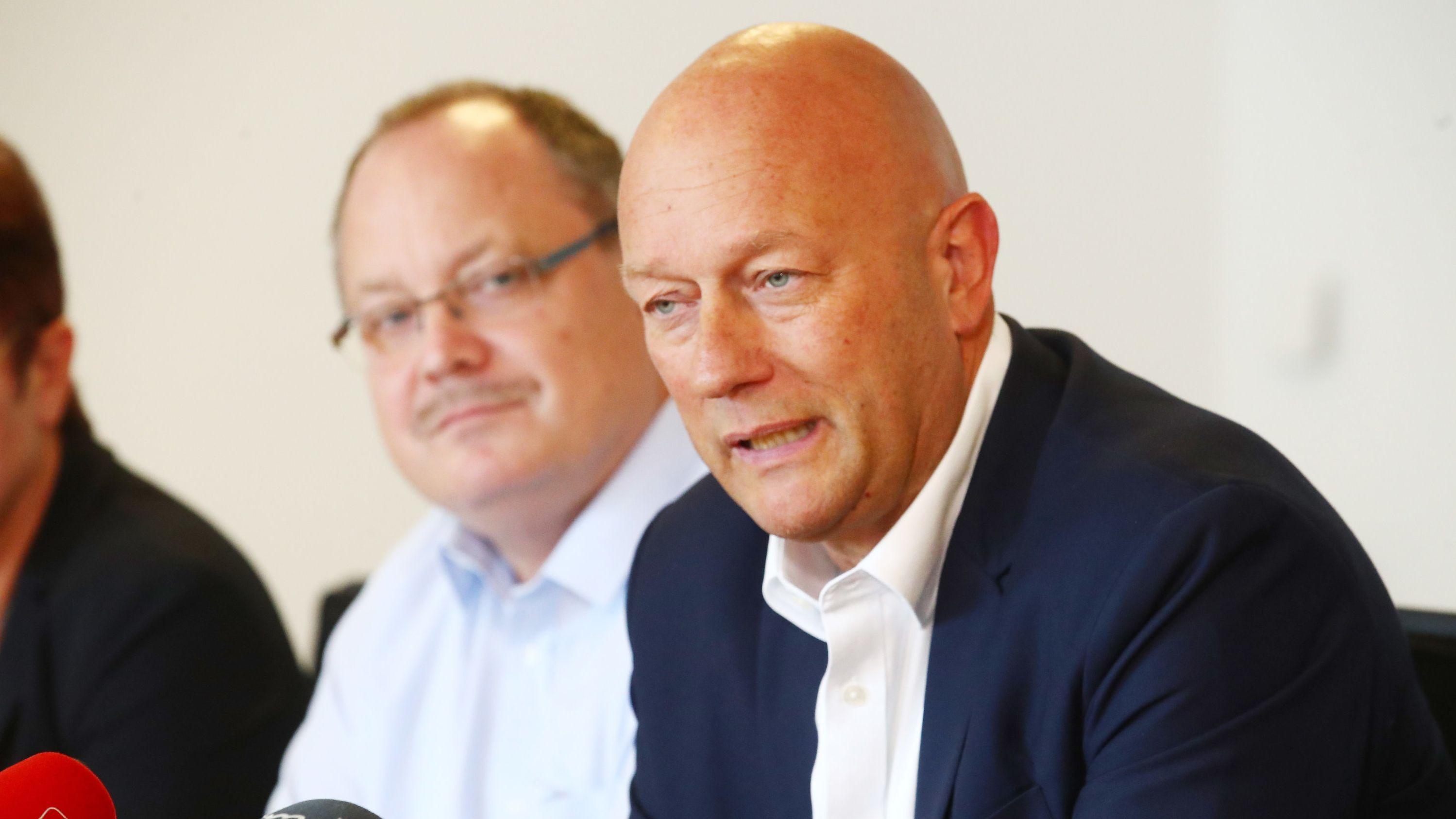 Thüringens FDP-Chef Thomas Kemmerich