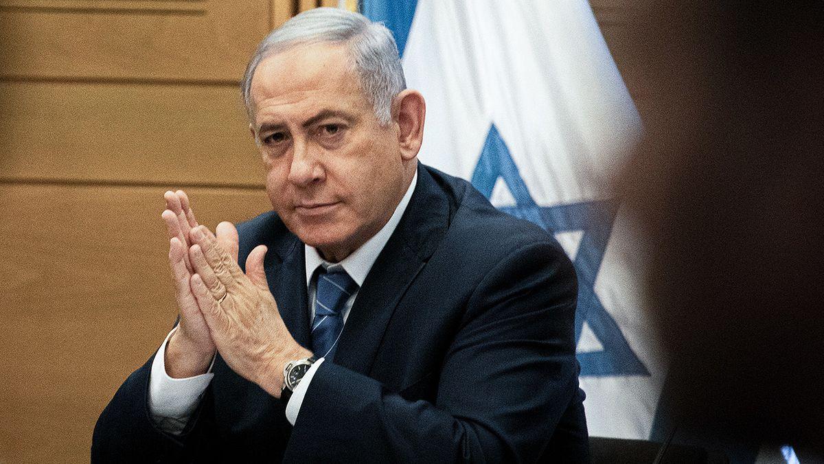 Israels Ministerpräsident Benjamin Netanjahu.