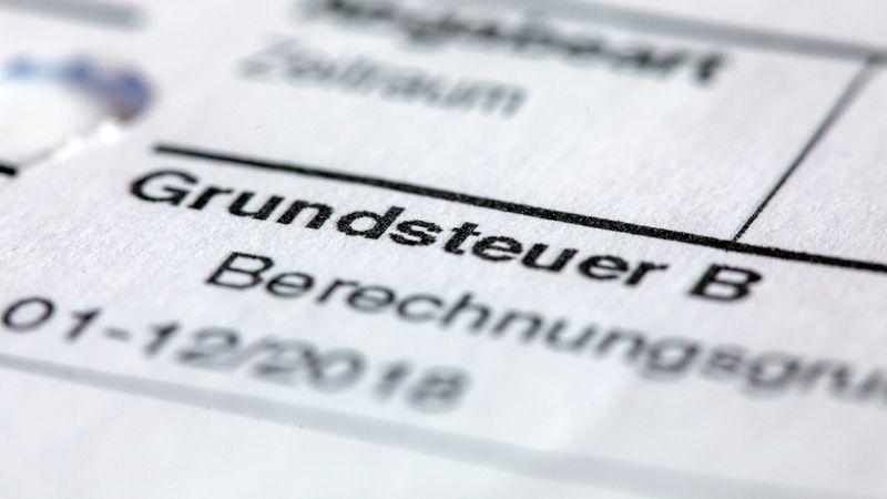 Kabinett Beschließt Neue Grundsteuer Br24