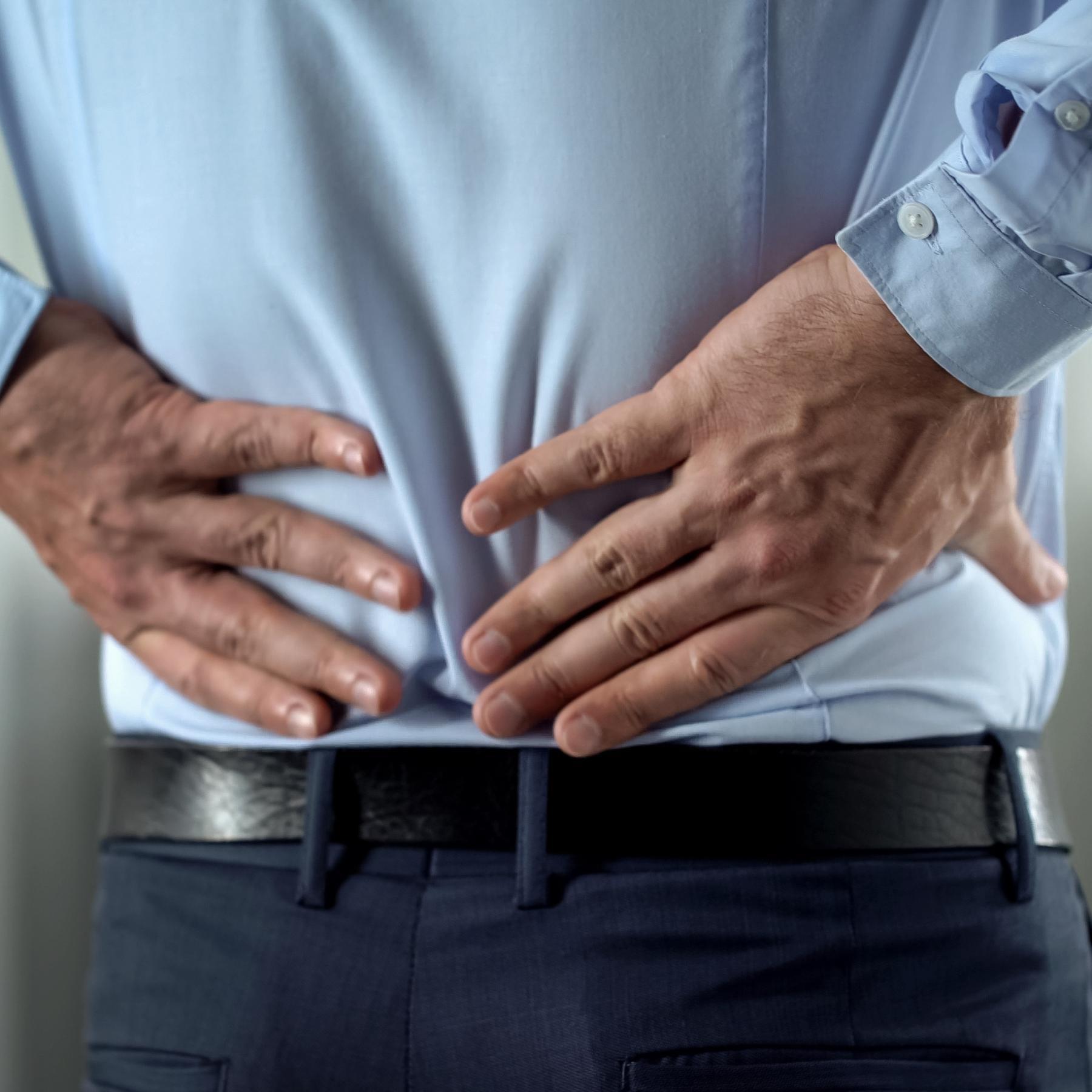 Der Rücken - Faszinierendes Gerüst mit viel Aua